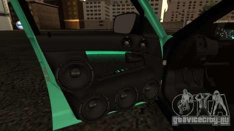 Лада 2110 для GTA San Andreas