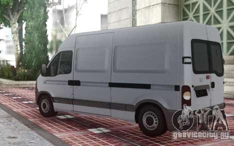 Opel Movano для GTA San Andreas