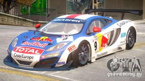 McLaren MP4 PJ5 для GTA 4