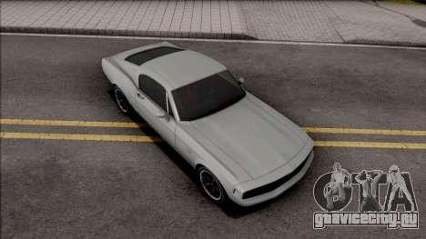 Equus Bass 770 2017 для GTA San Andreas