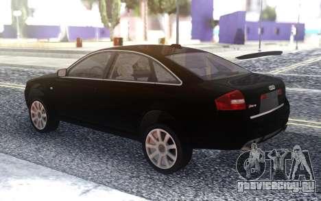 Audi RS 6 C5 2003 для GTA San Andreas