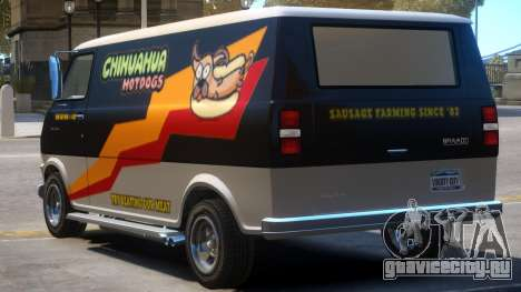 Bravado Youga PJ4 для GTA 4
