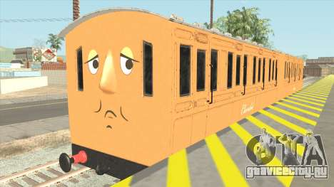 Anni And Clarabel (Thomas And Friends) для GTA San Andreas