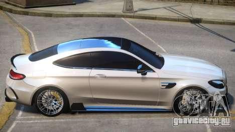 Mercedes Benz C63 Brabus V2 для GTA 4