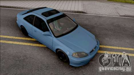 Honda Civic Si Stance для GTA San Andreas