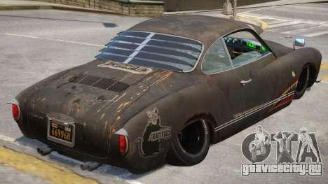 VW Karmann Ghia PJ1 для GTA 4