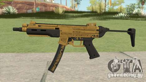 SMG Base V3 (Luxury Finish) GTA V для GTA San Andreas