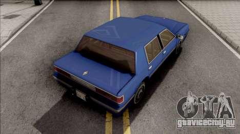 Schyster Empire 1991 для GTA San Andreas