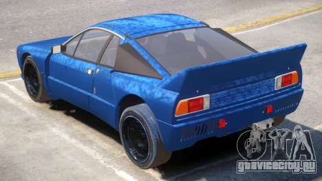 Lancia 037 Stradale V1 для GTA 4