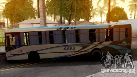 Linea 382 Gral. Paz для GTA San Andreas