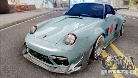 Porsche 911 GT2 Yasiddesign Style для GTA San Andreas
