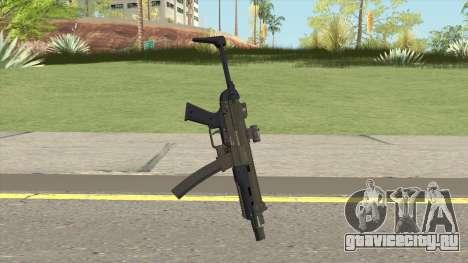 Hawk And Little SMG (Two Upgrades V3) GTA V для GTA San Andreas