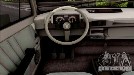 Yugo Skala 55 1999 для GTA San Andreas