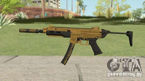 SMG Two Upgrades V9 (Luxury Finish) GTA V для GTA San Andreas