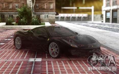 Ferrari 488 Pista 2019 для GTA San Andreas