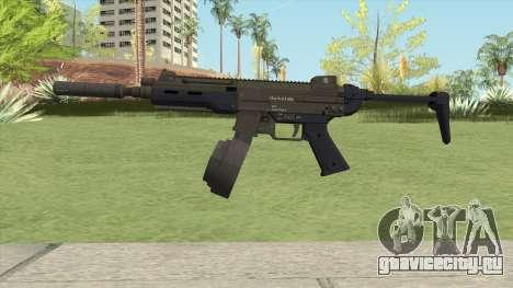 Hawk And Little SMG (With Silenced V2) GTA V для GTA San Andreas