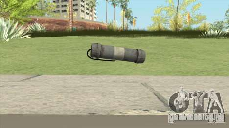 Pipe Bomb From GTA V для GTA San Andreas