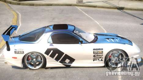 Mazda RX7 Veilside C2 PJ для GTA 4
