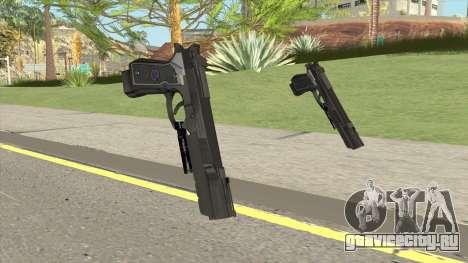 Samurai Edge Handgun (Resident Evil) для GTA San Andreas