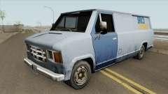 Vapid Speedo 83 для GTA San Andreas