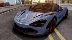 McLaren 720S Vorsteiner 2018 для GTA San Andreas