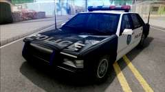 Coche Patrulla NFS MW для GTA San Andreas