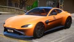 2019 Aston Martin Vantage 59 для GTA 4