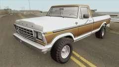 Ford F150 Ranger XLT 1978 для GTA San Andreas