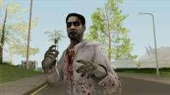Zombie V13 для GTA San Andreas