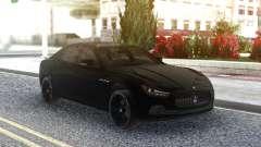Maserati Ghibli S 2014 для GTA San Andreas