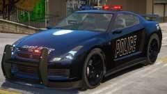 Annis Elegy RH8 Police для GTA 4