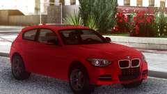 BMW M135i 2013 3 doors для GTA San Andreas