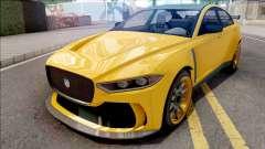 GTA V Ocelot Jugular IVF для GTA San Andreas