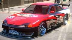 Nissan Silvia PJ2 для GTA 4