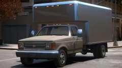 Vapid Box Truck v1.1 для GTA 4