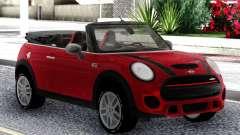 MINI John Cooper Works Convertible 2018 для GTA San Andreas