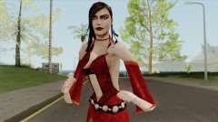 Kaileena (Prince Of Persia Warrior Within) для GTA San Andreas
