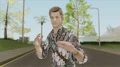 Ethan Winters (Batik Style) V3 для GTA San Andreas