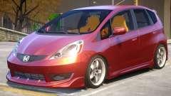 Honda Fit V2 для GTA 4