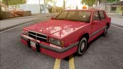 Bravado Empire 1991 для GTA San Andreas