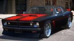 1976 Declasse Tampa для GTA 4