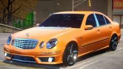 Mercedes Benz E63 W211 для GTA 4