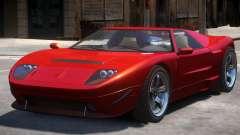 New Bullet GT для GTA 4