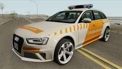 Audi RS4 Avant (Magyar) для GTA San Andreas