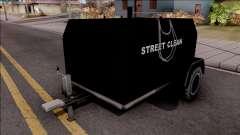 New Utility Trailer SA Style для GTA San Andreas