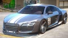 Audi R8 PJ3 для GTA 4