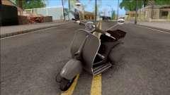 Piaggio Vespa VNB 125 HQLM для GTA San Andreas