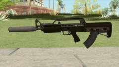Bullpup Rifle (Two Upgrades V7) GTA V для GTA San Andreas