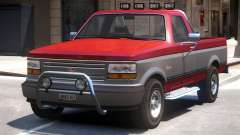 Vapid Sadler Single Cab для GTA 4