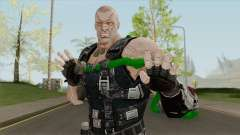 Bane Unmasked (Arkham Origins) для GTA San Andreas